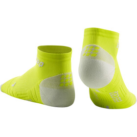 cep 3.0 Low Cut Socks Men, verde/gris